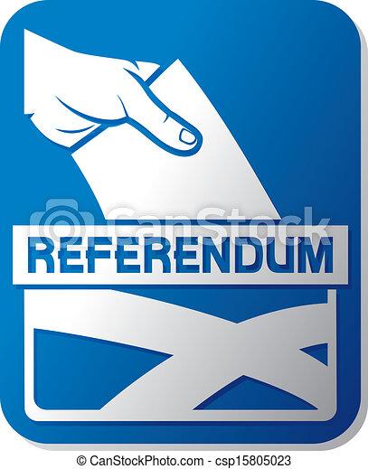 Scottish independence referendum - csp15805023