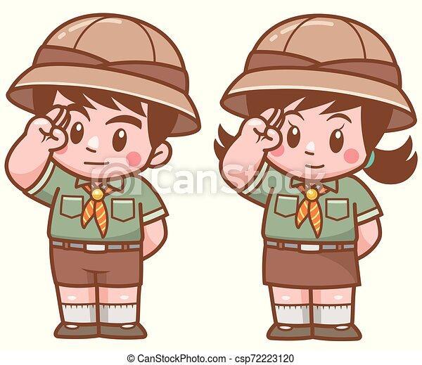 scout, gosses - csp72223120