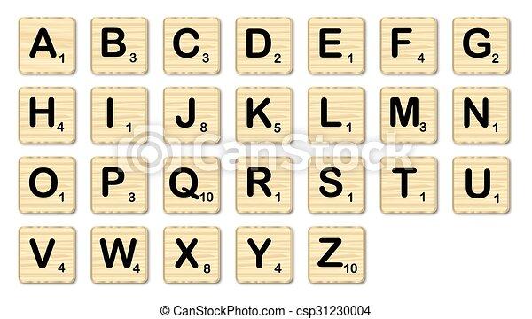 lettre y scrabble Scrabble. The complete set of letters in a set of scrabble. lettre y scrabble
