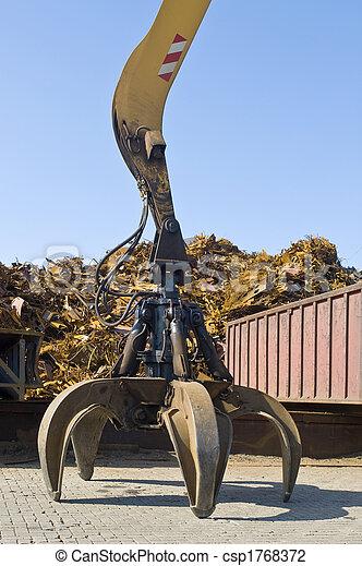 Scrap heap claw - csp1768372