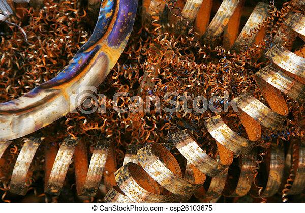 scrap metal - csp26103675