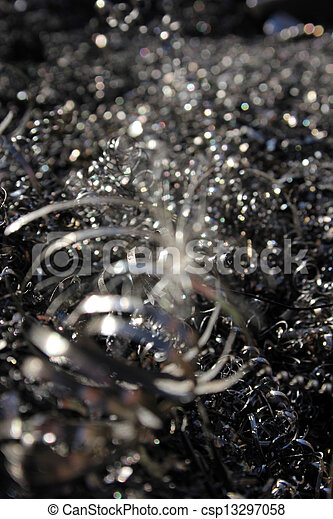 scrap metal - csp13297058