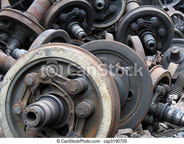 scrap metal - csp3190705
