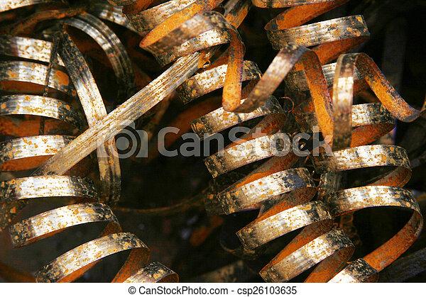 scrap metal - csp26103635