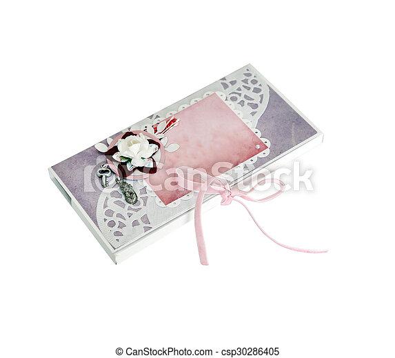 scrapbooking - csp30286405