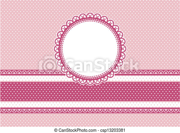 scrapbooking frame background - csp13203381