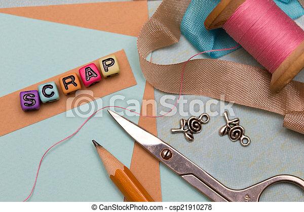 scrapbooking - csp21910278