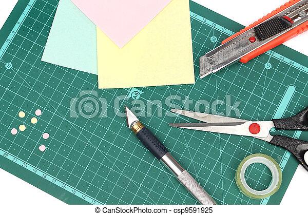 Scrapbooking stuff - csp9591925