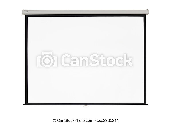 screen projector - csp2985211