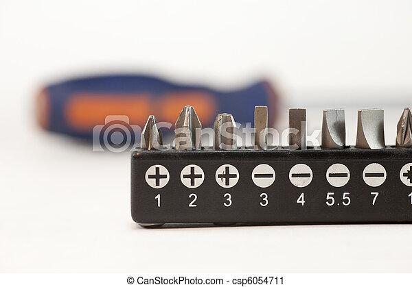screwdriver bits - csp6054711