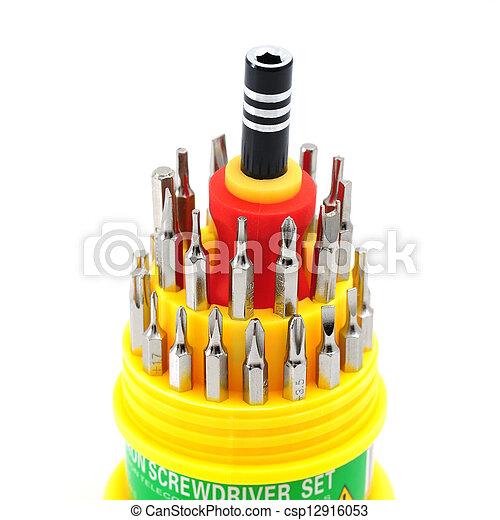 Screwdriver Set - csp12916053