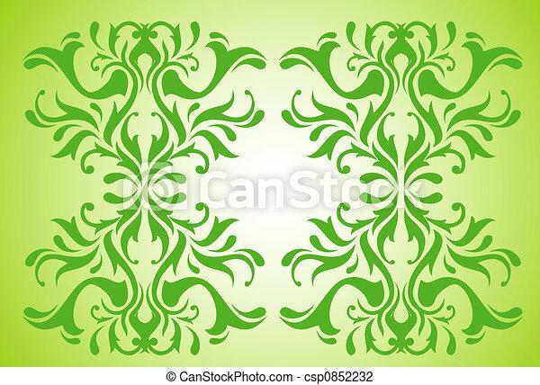 scroll design - csp0852232