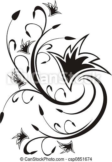 scroll design - csp0851674