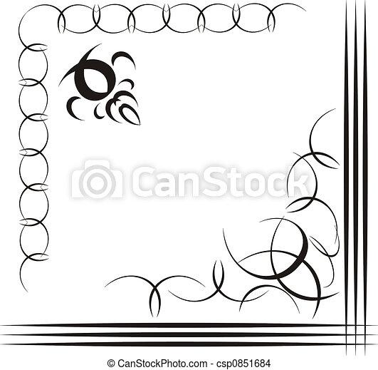 scroll design - csp0851684