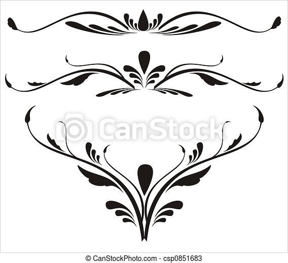 scroll design - csp0851683