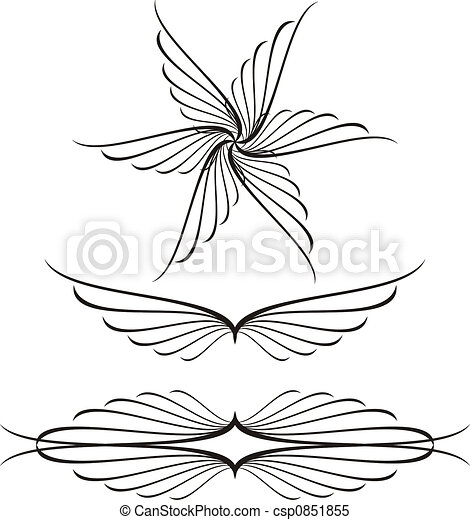 scroll design - csp0851855