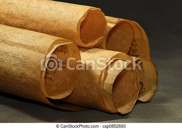 Scrolls - csp0852693