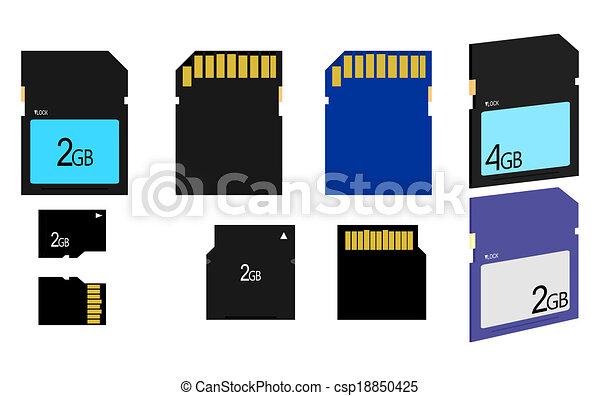 sd card - csp18850425