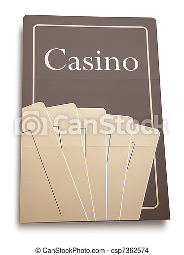 Un signo de casino - csp7362574