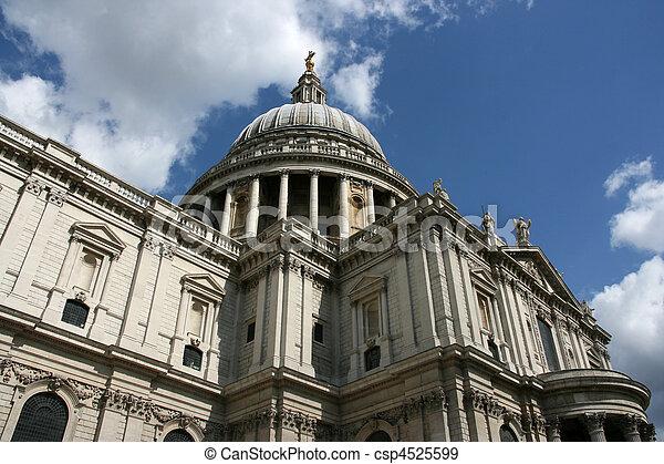 Un punto de referencia de Londres - csp4525599