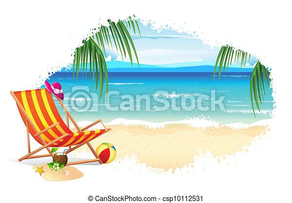 Sea Beach - csp10112531