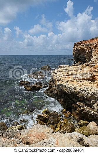 Sea beach - csp20839464