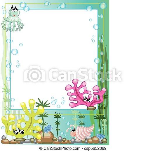 sea frame - csp5652869