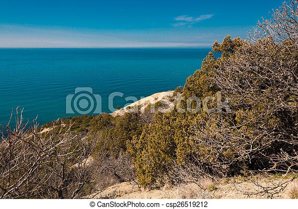 Sea landscape - csp26519212