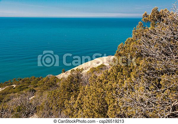 Sea landscape - csp26519213