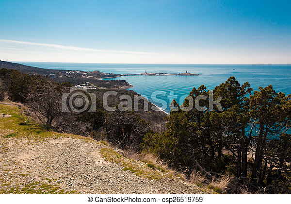 Sea landscape - csp26519759