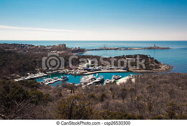 Sea landscape - csp26530300