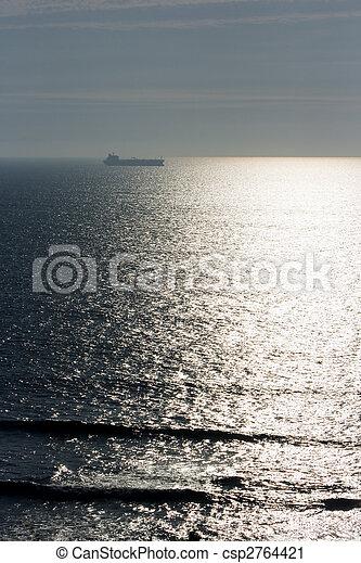 sea landscape summer - csp2764421