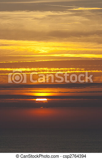sea landscape summer - csp2764394