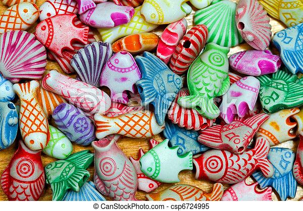 Sea life beads - csp6724995