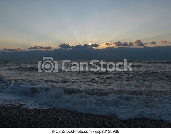 Sea - csp23138986