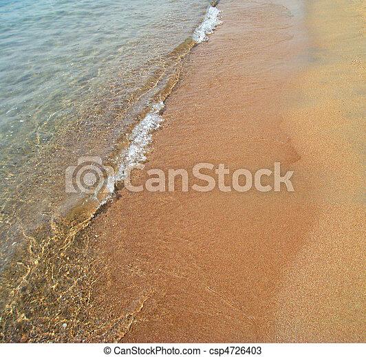 Sea surf - csp4726403