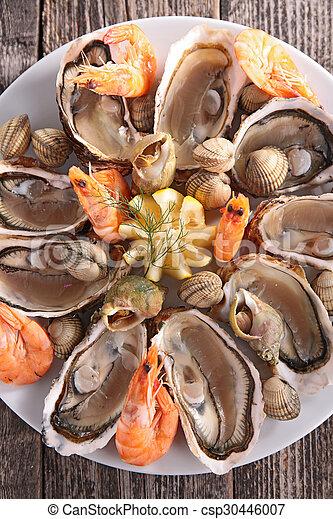 seafood - csp30446007