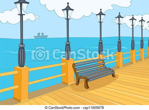 Seafront - csp11605678