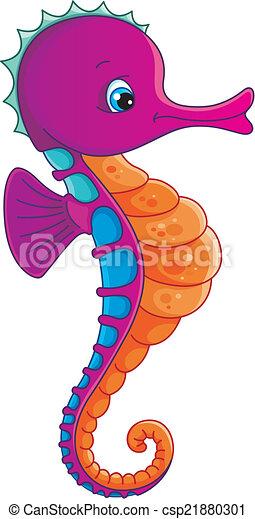 seahorse - csp21880301