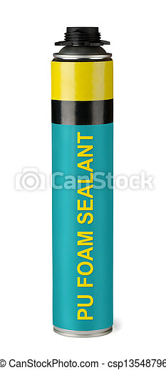 sealant, espuma, polyurethane - csp13548796