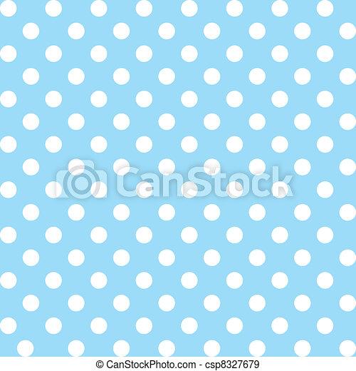 seamless, パターン, ポルカドット, パステル - csp8327679