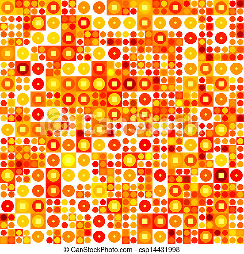 Seamless abstract pattern - csp14431998
