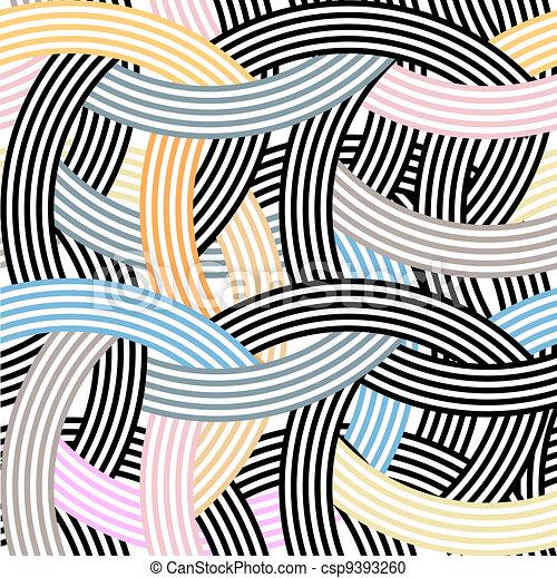 seamless, achtergrond, streep - csp9393260