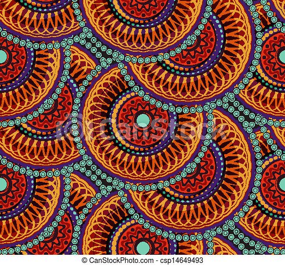 Seamless African Geometric Pattern Best African Patterns