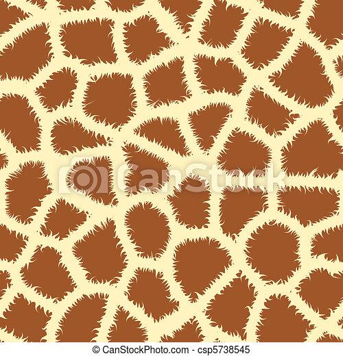 seamless animal print seamless tiling animal print giraffe vector rh canstockphoto com animal print border clip art animal print letters clip art
