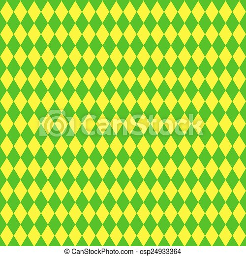 Seamless background color St. Patrick's Day - csp24933364