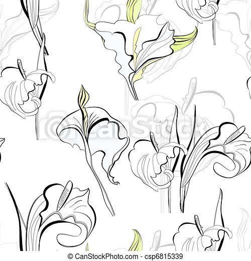 Seamless background - csp6815339