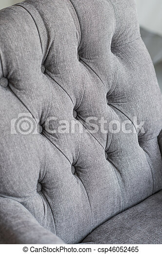 Superb Seamless Background Texture Close Up Of A Grey Sofa Back With Button Detail On A Thick Cloth Ocoug Best Dining Table And Chair Ideas Images Ocougorg