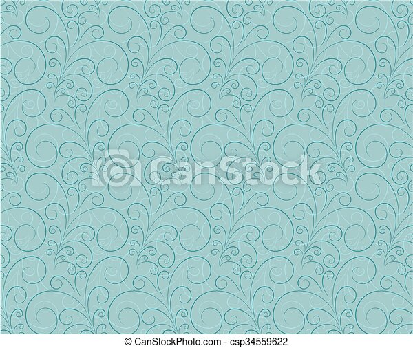 Seamless background with pattern. - csp34559622