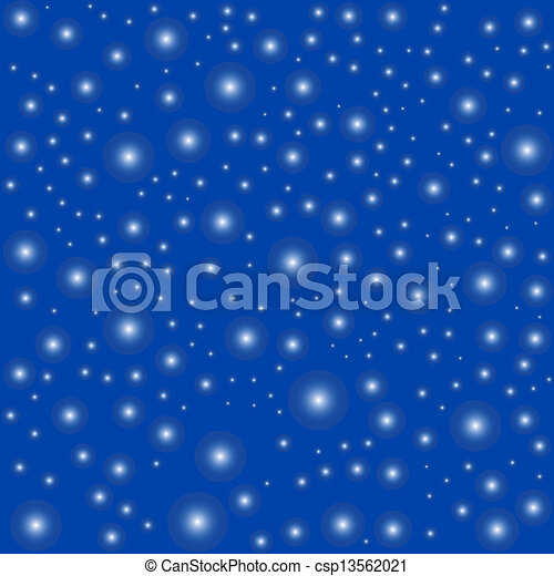 Seamless background with shining stars. - csp13562021